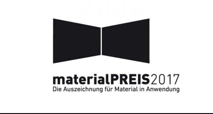 materialpreis 2017